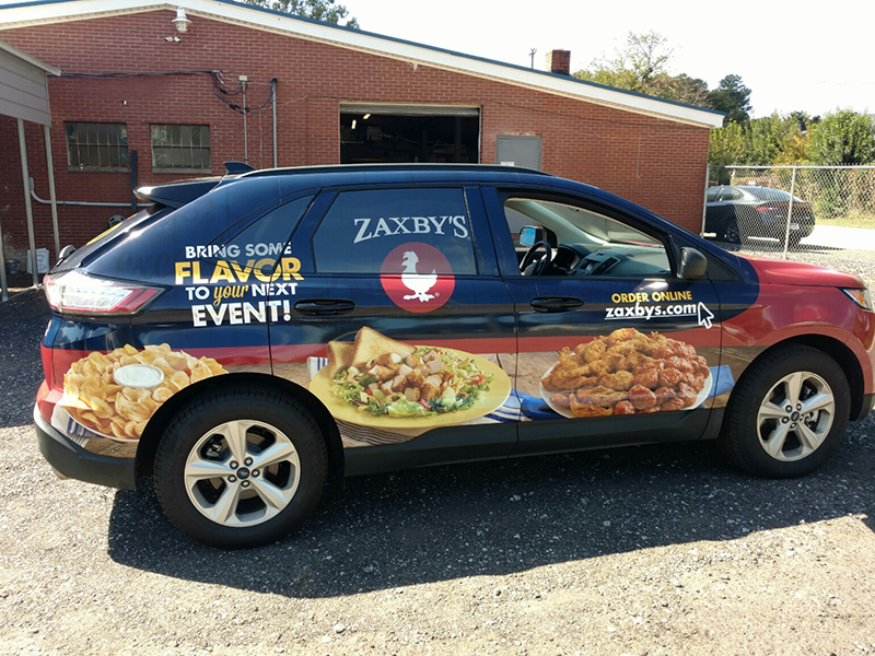 Vehicle Wraps – Mobile Marketing Trend